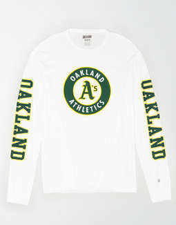 Oakland Athletics Shirts and Apparel | Tailgate Major League