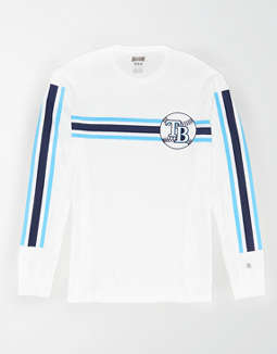 Tailgate Men's Tampa Bay Rays Long Sleeve T-Shirt