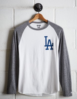 Tailgate Men's La Dodgers Baseball Shirt by American Eagle Outfitters