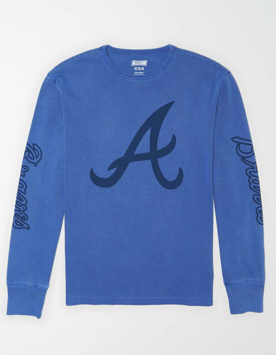 Tailgate Men's Atlanta Braves Long-Sleeve T-Shirt