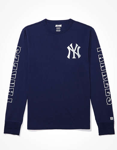 Tailgate Men's New York Yankees Long-Sleeve T-Shirt