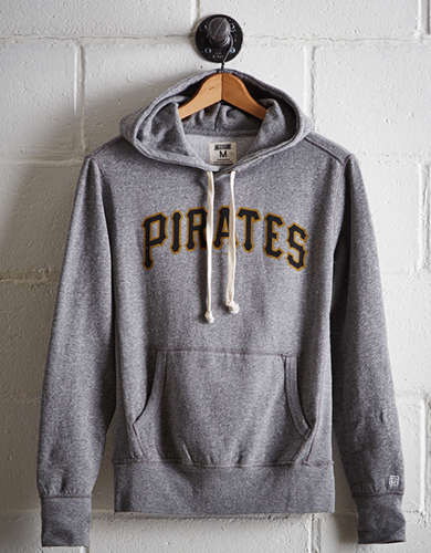 Tailgate Men's Pittsburgh Pirates Popover Hoodie - Free Returns