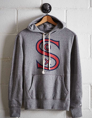 Tailgate Men's Chicago White Sox Popover Hoodie - Free Shipping + Free Returns