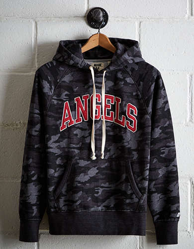 Tailgate Men's Angels Camo Hoodie - Free Returns