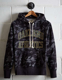 Tailgate Men's Athletics Camo Hoodie