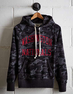 Tailgate Men's Washington Nationals Camo Hoodie