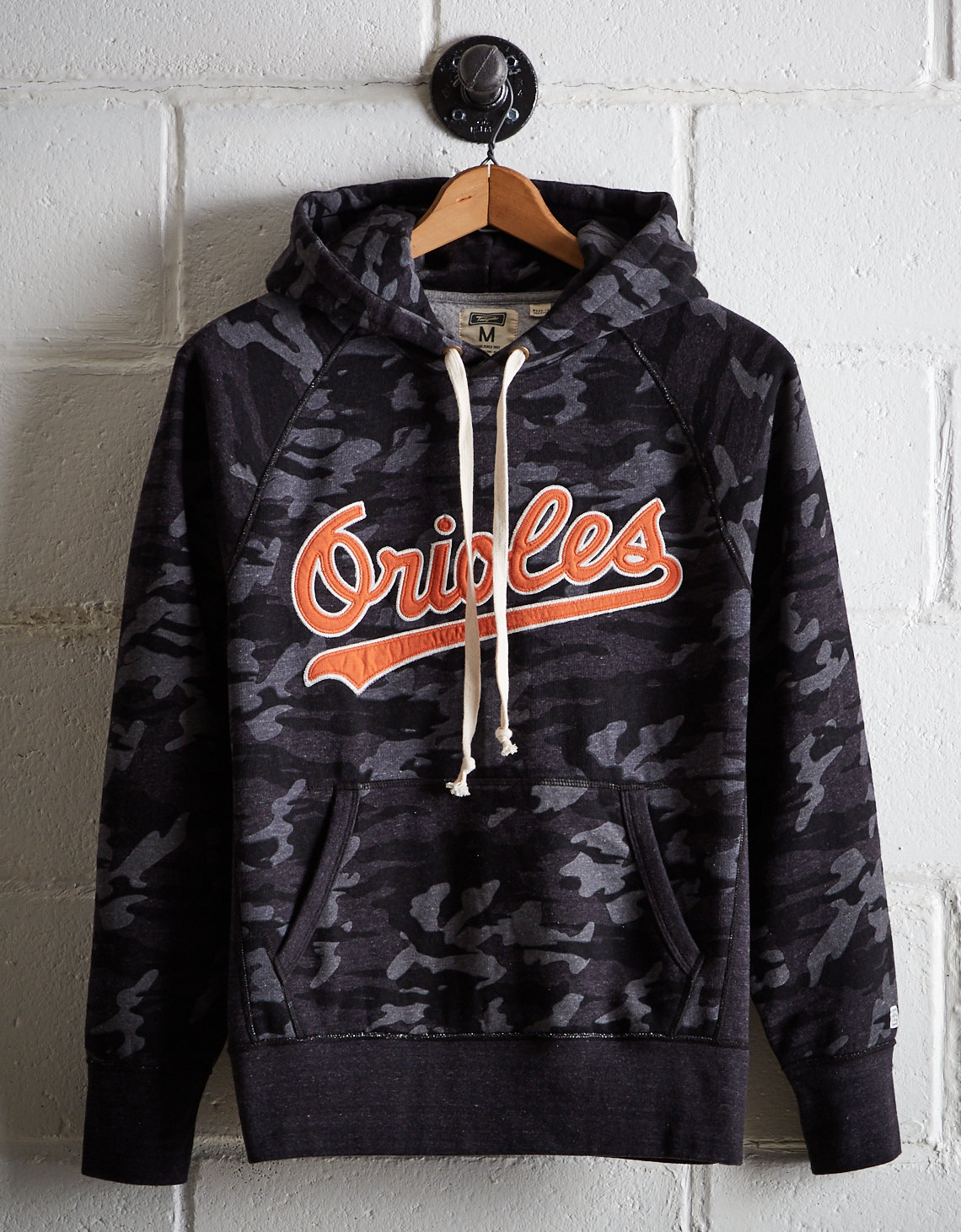 82e880725ce Tailgate Men s Baltimore Orioles Camo Hoodie. Placeholder image. Product  Image