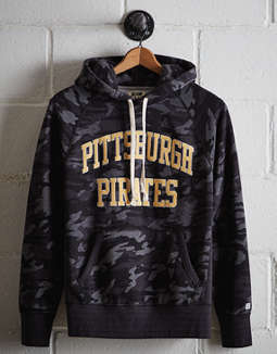 Tailgate Men's Pittsburgh Pirates Camo Hoodie