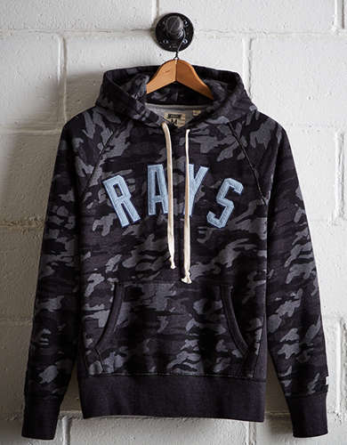 Tailgate Men's Tampa Bay Rays Camo Hoodie - Free Shipping + Free Returns
