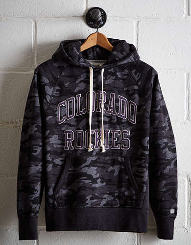 Tailgate Men's Colorado Rockies Hoodie - Free Returns