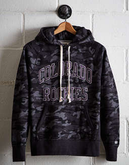 Tailgate Men's Colorado Rockies Hoodie