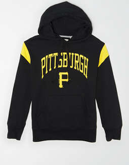 Tailgate Men's Pittsburgh Pirates Fleece Hoodie