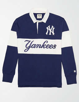 Tailgate Men's New York Yankees Rugby Shirt