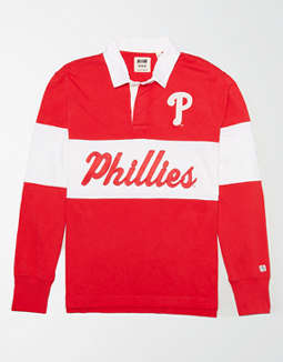 Tailgate Men's Philadelphia Phillies Rugby Shirt