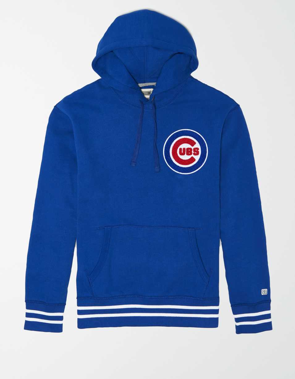 Tailgate Men's Chicago Cubs Tipped Hoodie