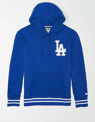 Tailgate Men's Los Angeles Dodgers Tipped Hoodie