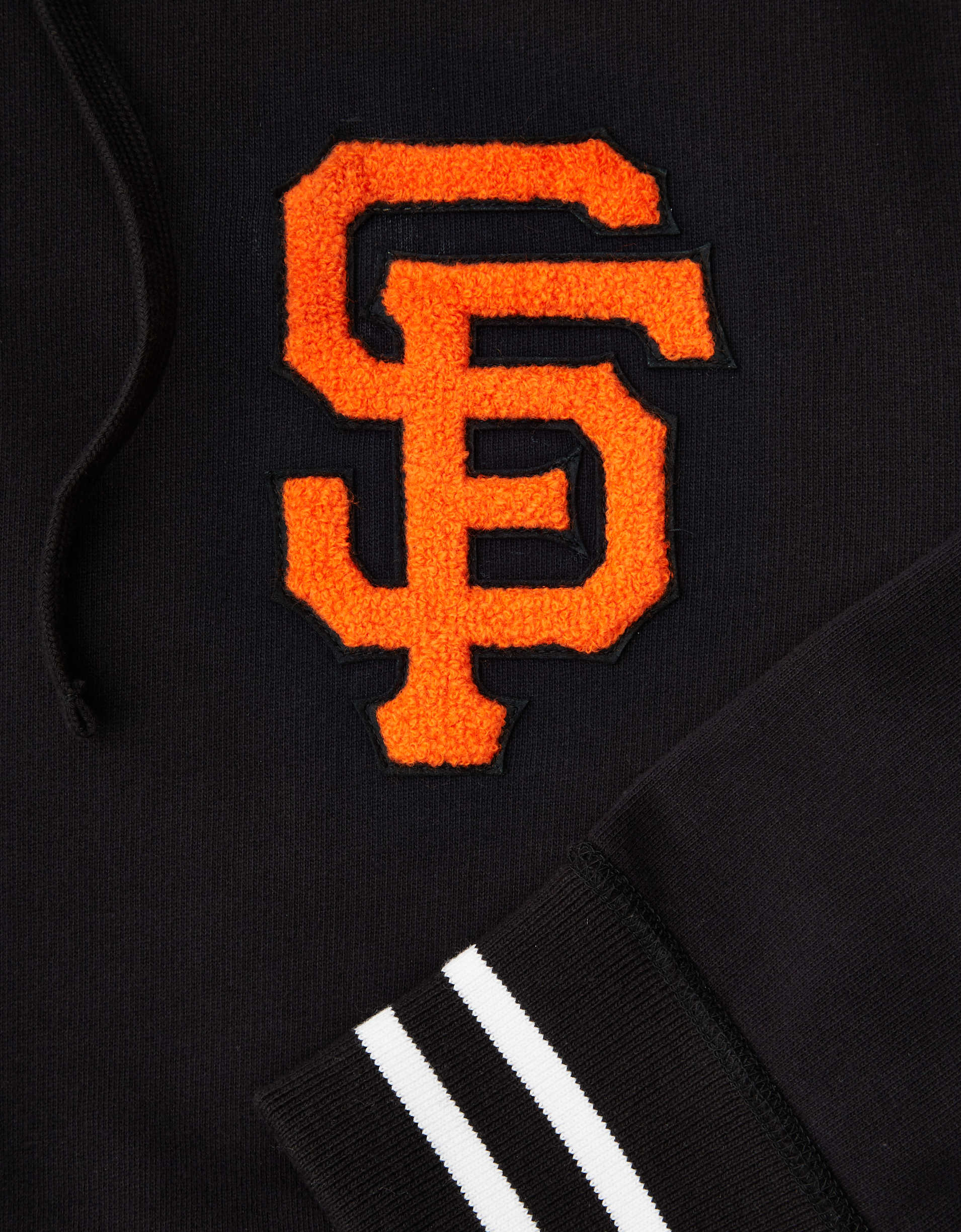 Tailgate Men's San Francisco Giants Tipped Hoodie