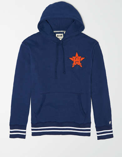 Tailgate Men's Houston Astros Tipped Hoodie