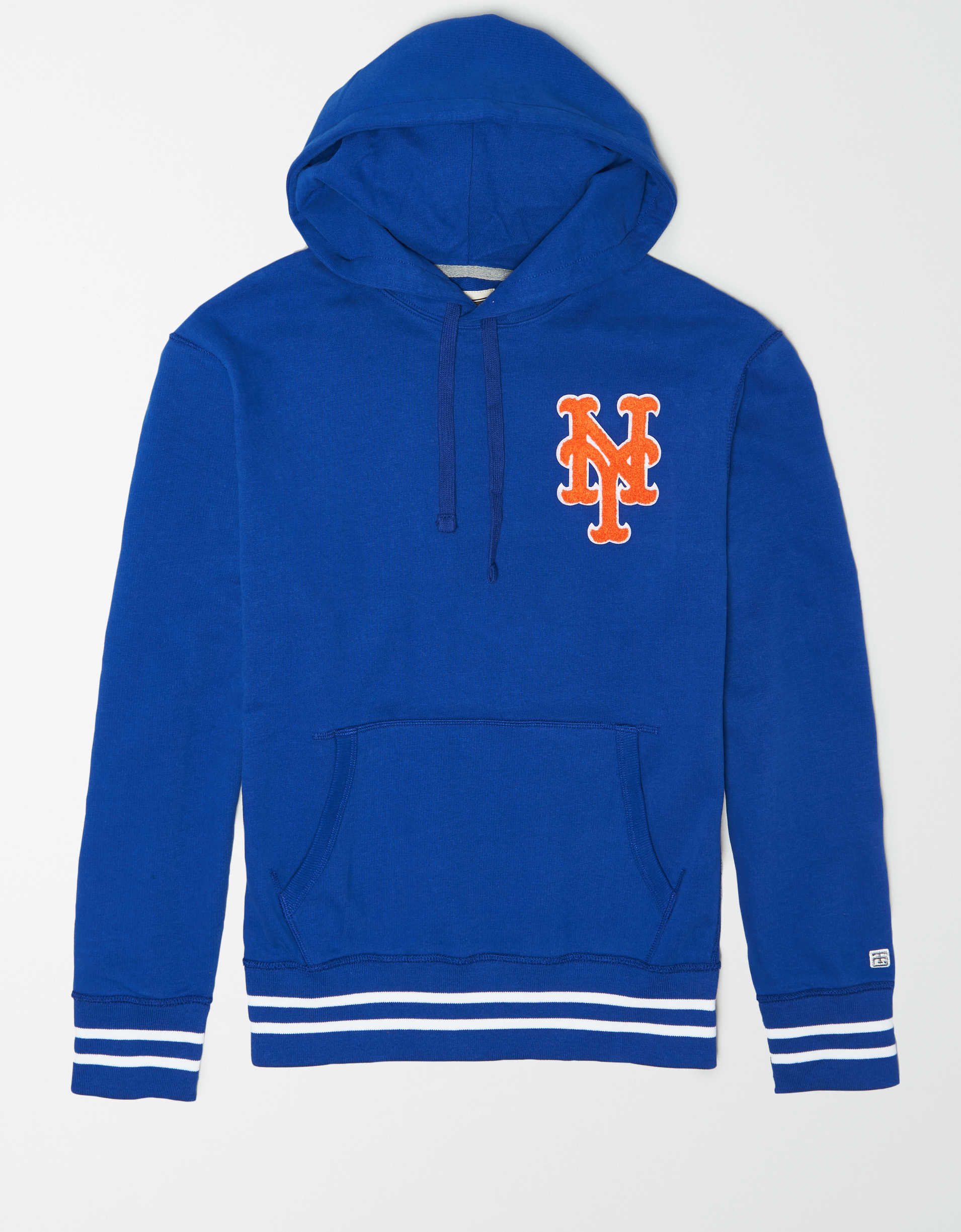 Tailgate Men's New York Mets Tipped Hoodie