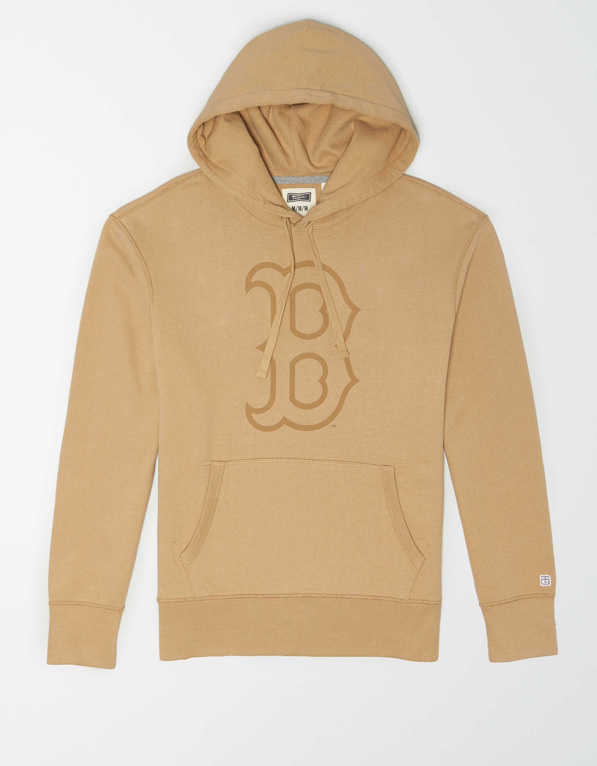 Tailgate Men's Boston Red Sox Tonal Hoodie