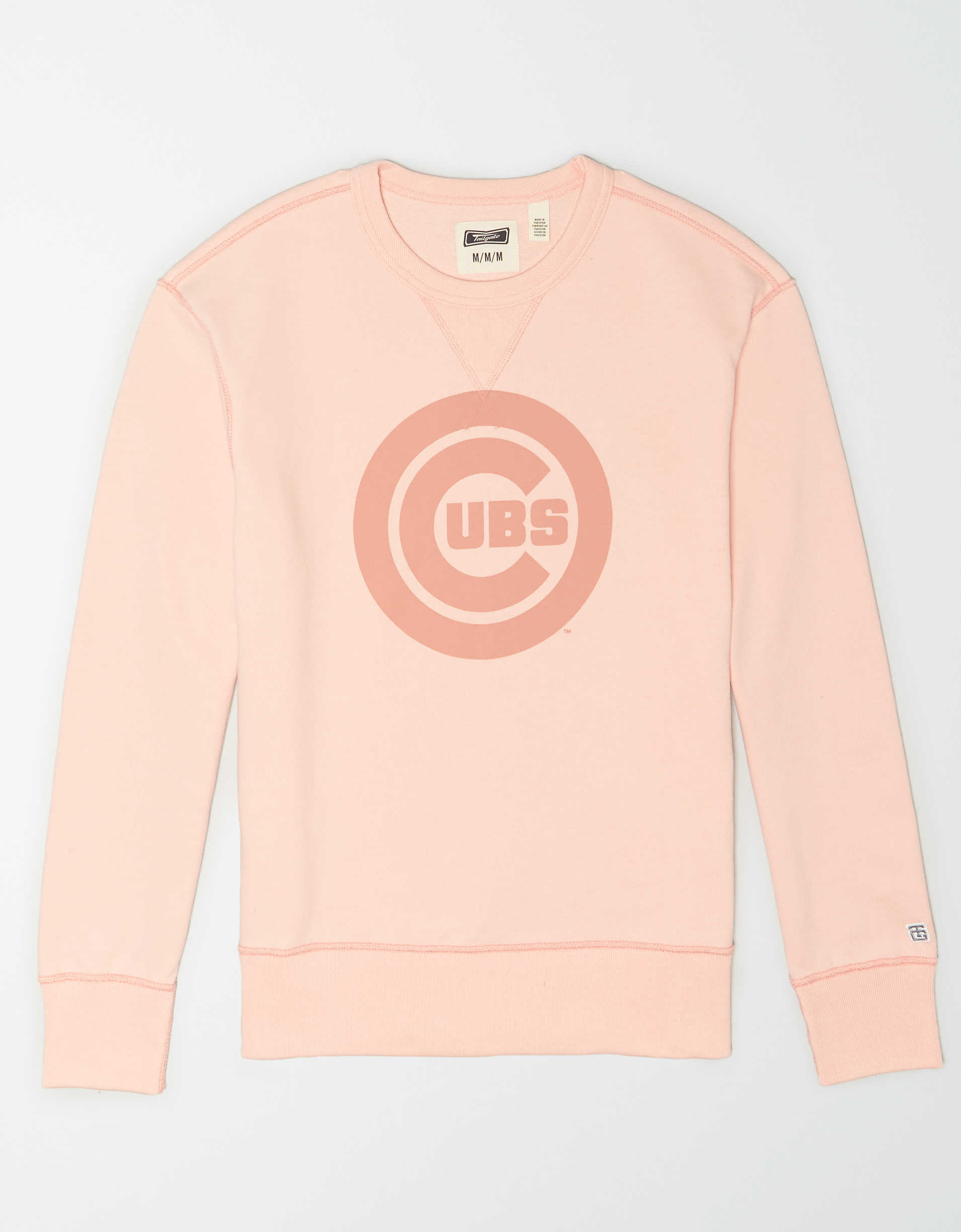 Tailgate Men's Chicago Cubs Terry Fleece Sweatshirt