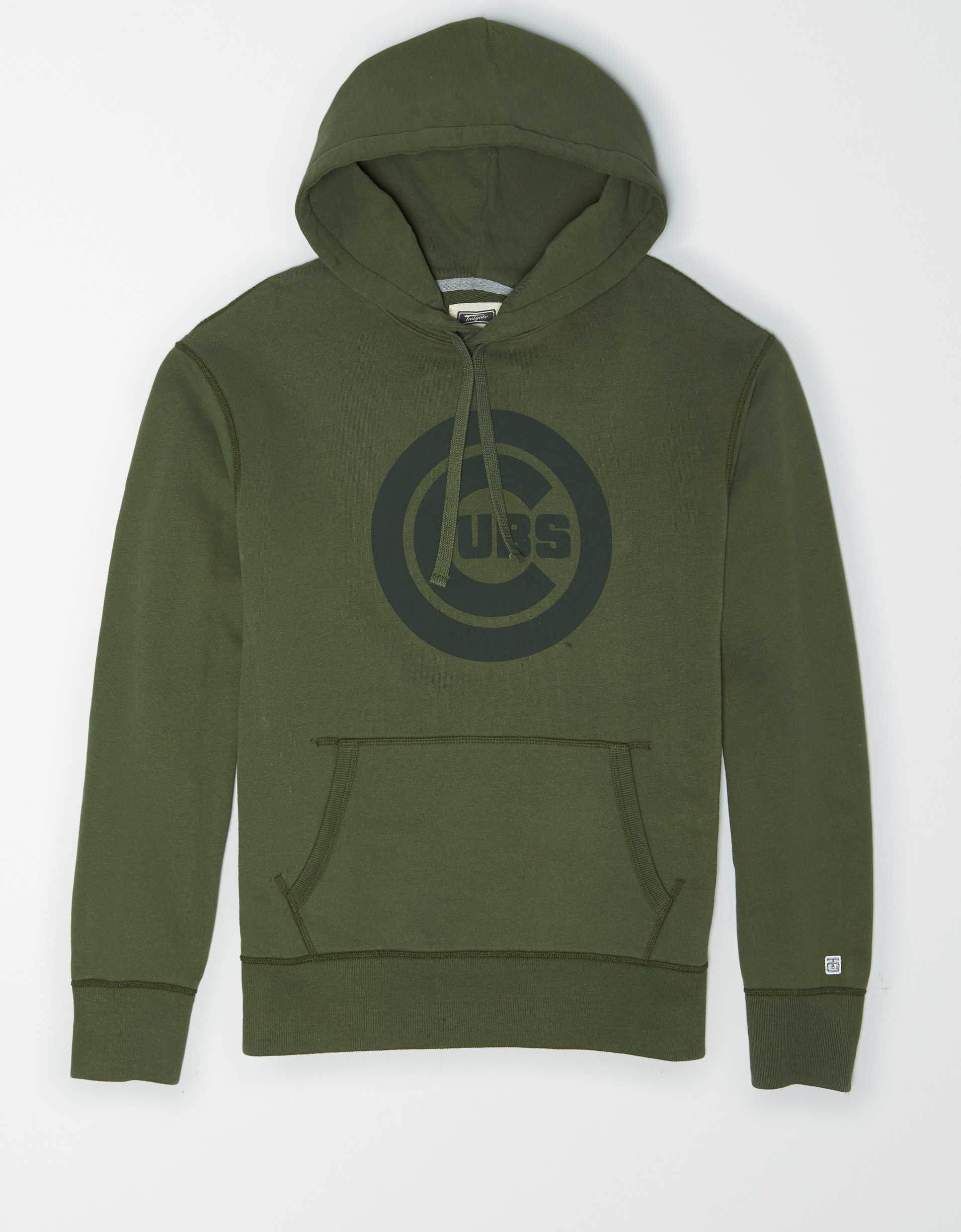 Tailgate Men's Chicago Cubs Tonal Hoodie