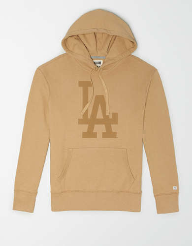 Tailgate Men's Los Angeles Dodgers Tonal Hoodie