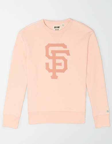 Tailgate Men's San Francisco Giants Terry Fleece Sweatshirt