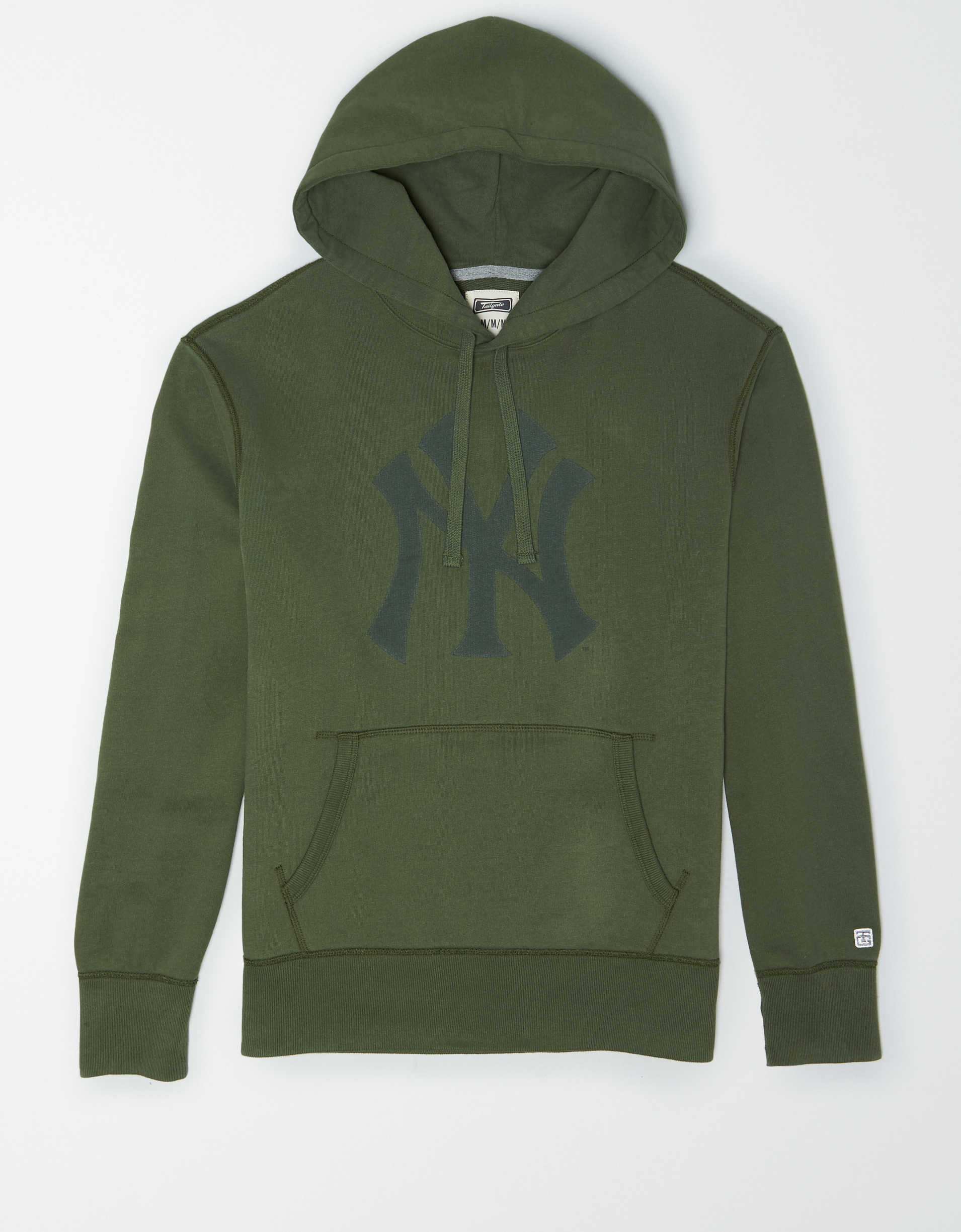 Tailgate Men's New York Yankees Tonal Hoodie