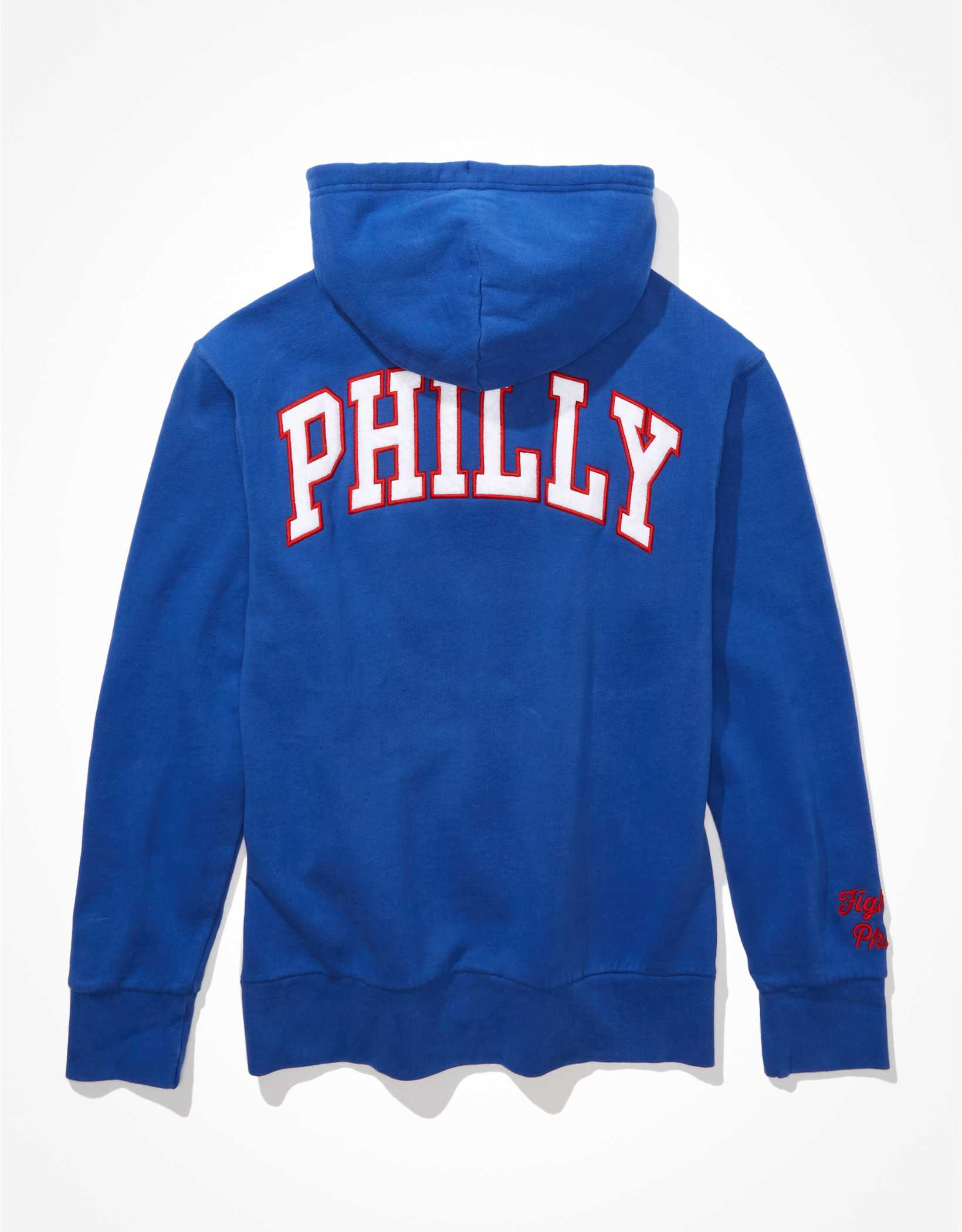 Tailgate Men's Philadelphia Phillies Fleece Hoodie