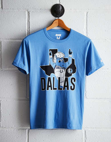 Tailgate Men's Dallas Mavericks T-Shirt - Free Returns