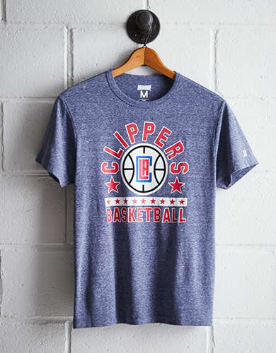 Tailgate Men's LA Clippers T-Shirt - Free Returns