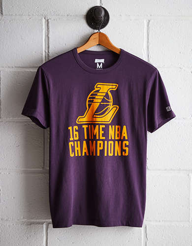 Tailgate Men's LA Lakers Champions T-Shirt - Free returns