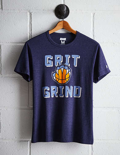 Tailgate Men's Memphis Grizzlies Grit T-Shirt - Free Returns