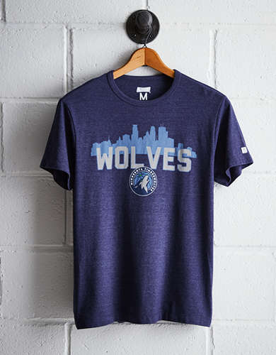 Tailgate Men's Minnesota Timberwolves T-Shirt - Free returns