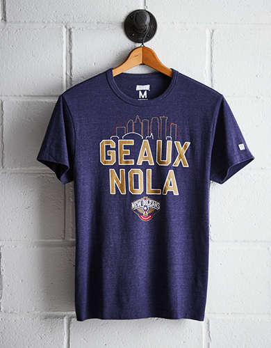 Tailgate Men's New Orleans Pelicans T-Shirt - Free Returns