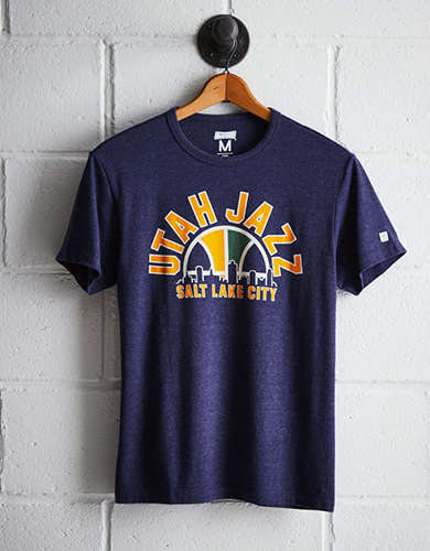 Tailgate Men's Utah Jazz T-Shirt - Free returns