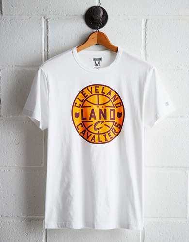 Tailgate Men's Cleveland Land T-Shirt - Free Returns