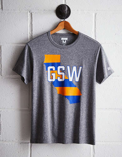 Tailgate Men's Golden State T-Shirt - Free Returns