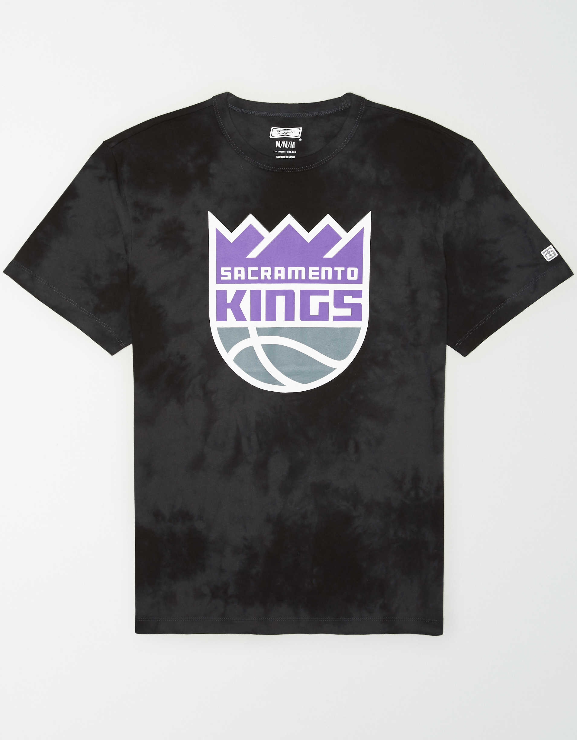Tailgate Men's Sacramento Kings Tonal Dye T-Shirt