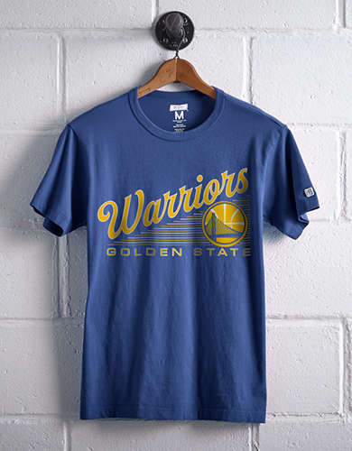 Tailgate Men's Golden State Warriors Graphic Tee - Free Returns