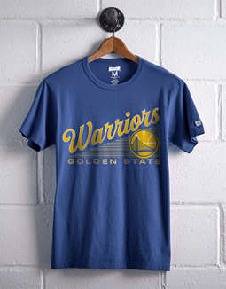Tailgate Men's Golden State Warriors Graphic Tee