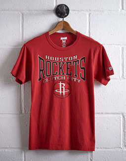 Tailgate Men's Houston Rockets Graphic Tee