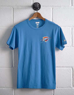 Tailgate Men's Oklahoma City Thunder Graphic Tee