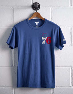 Tailgate Men's Philadelphia 76ers Graphic Tee
