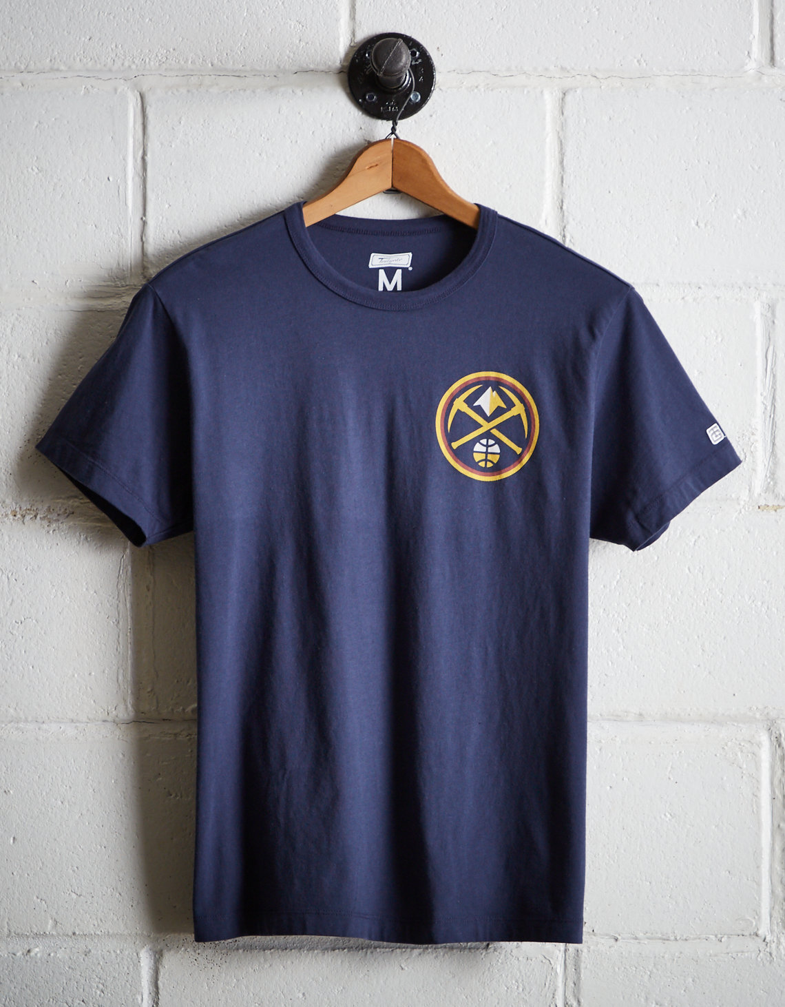 Tailgate Men's Denver Nuggets T-Shirt