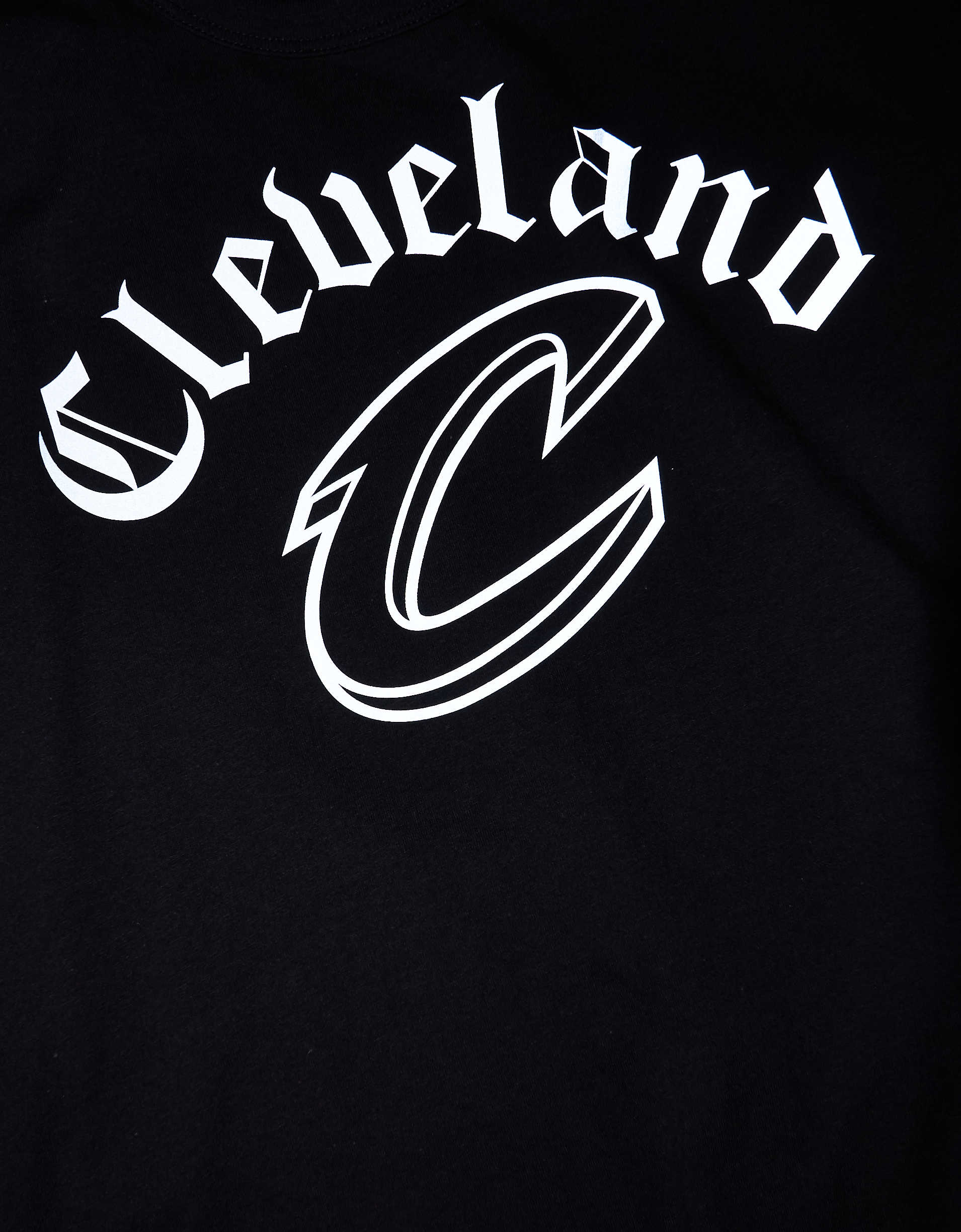 Tailgate Men's Cleveland Cavaliers Reflective Graphic T-Shirt