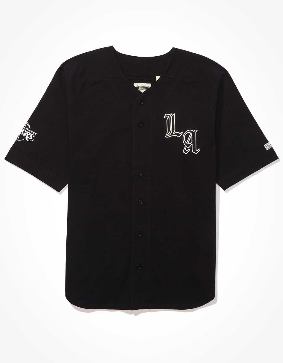 Tailgate Men's LA Lakers Baseball Jersey