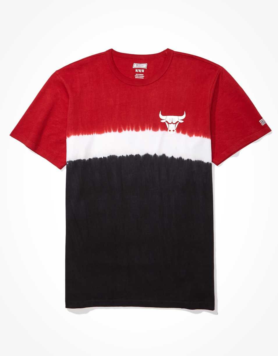 Tailgate Men's Chicago Bulls Dip-Dye T-Shirt