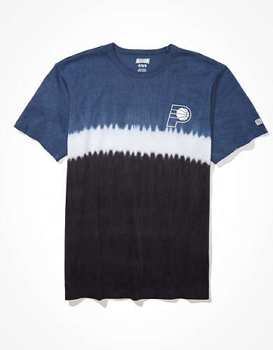 Tailgate Men's Indiana Pacers Dip-Dye T-Shirt